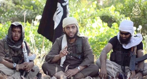 Nasser MuthanaEnglish-language ISIS recruitment video