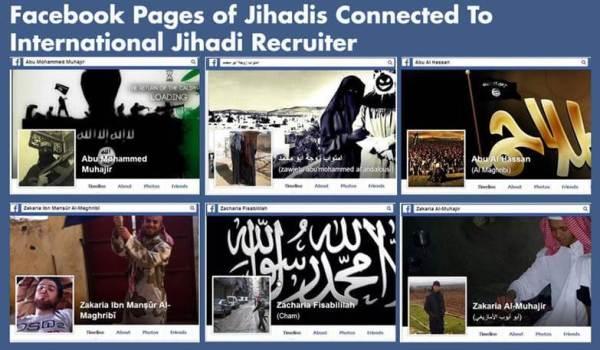 12 Facebook jihad