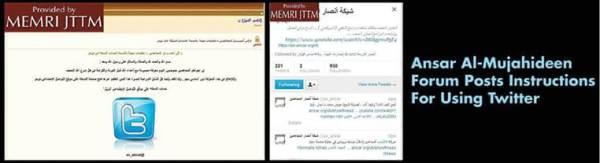 6 twitter ansar al-mujahideen