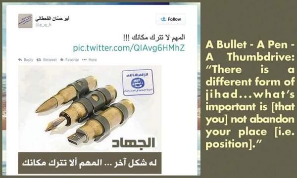 8 twitter bullet