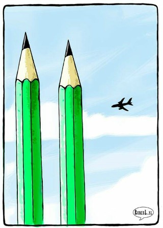 Cartoon credit Ruben L Oppenheimer