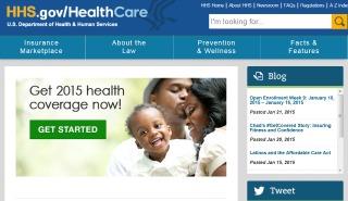 Health Care Dot Gov