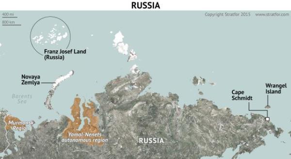 arctic locations