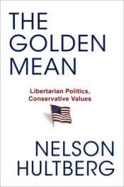 The Golden Mean by Nelson Hultberg