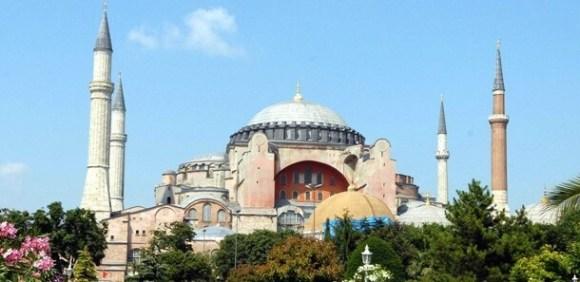 3 Hagia Sophia