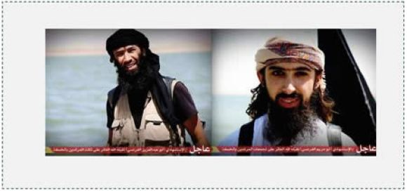 3 two French suicide bombers who carried out a suicide bombing attack in the city of Haditha
