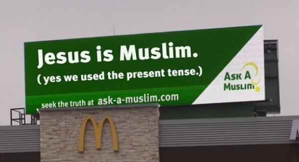 Jesus is Muslim