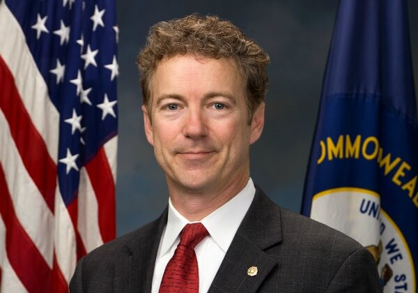 Rand Paul Wants to increase legal immigration and take American jobs