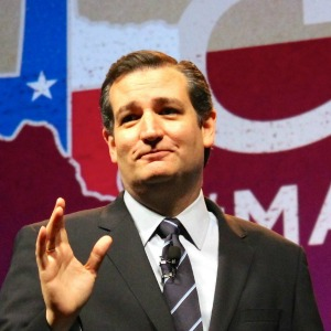 Senator Ted Cruz twitter photo