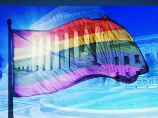 US Supreme Court Goes Gay