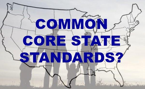 Common Core State Standards 600