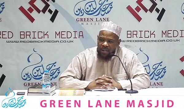 Islamic Preacher Abu Asamah at-Thahabi