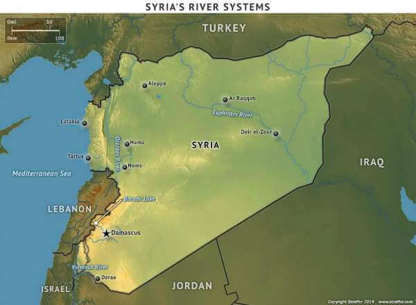 Syrian Rivers