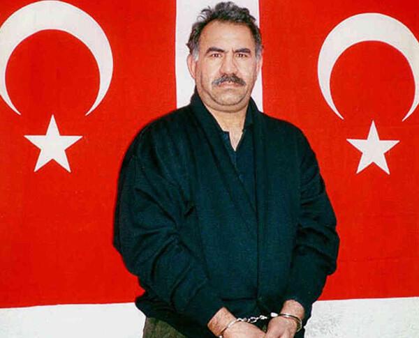 Abdulah Ocalan PKK