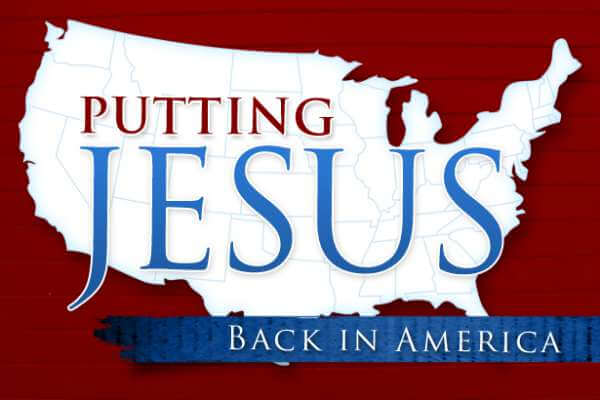 Jesus America