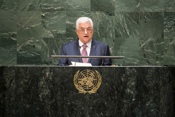 Abbas United Nations