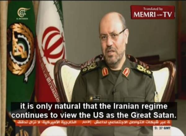 Defense Minister Hossein Dehghan 1