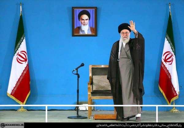Iranian Supreme Leader Khamenei