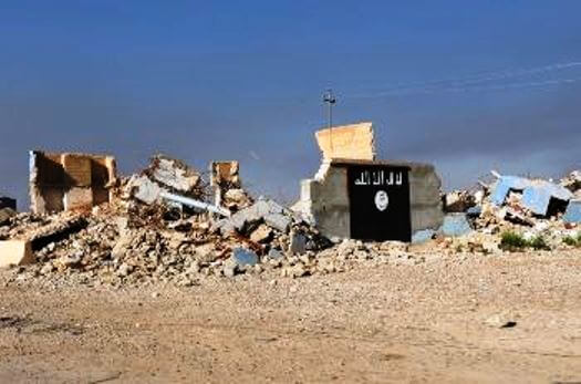 Islamic State Blows Up 21 Christian Homes-media-2