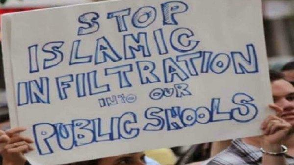 Stop Islam indoctrination in Public Schools