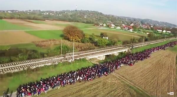 Hungarys Migrant Crisis