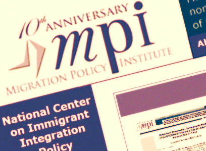 Migration Policy Institute MPI Website 2