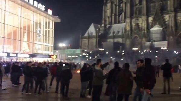 Cologne rape