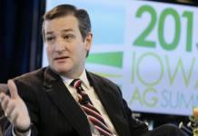 Ted Cruz appeals to Iowa corn growers on ethanol