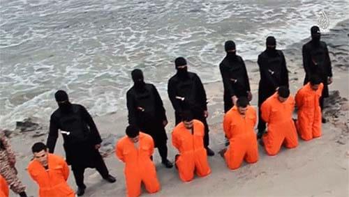 21 Egyptian Copts