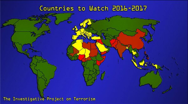 Countries to Watch in 2016 and 2017