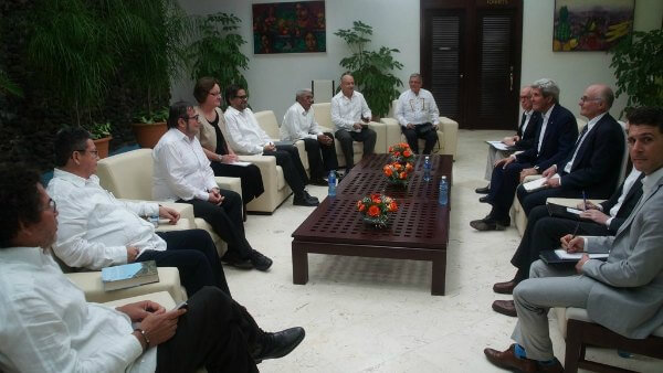 John Kerry FARC
