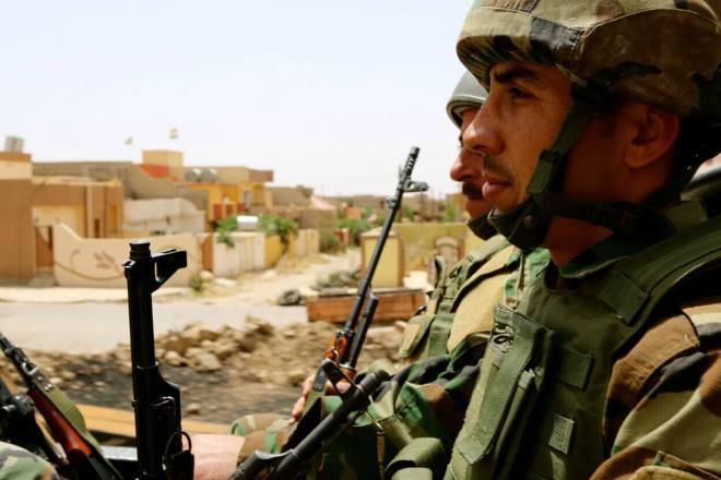 defend Sinjar ISIS