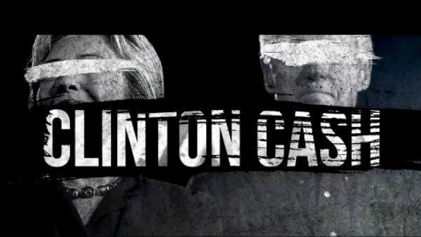 CLINTON CASH SCREEN SHOT