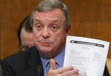 Republicans push for repeal of the Durbin Amendment