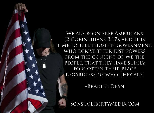 We Are Born Free Americans