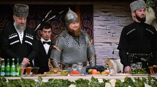 8 Kadyrov suit of armor
