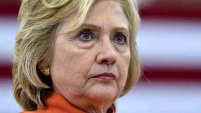 Deplorable Hillary Clinton
