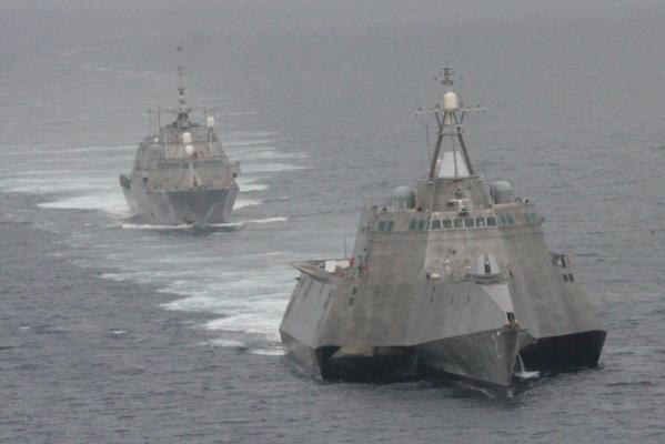 LCS USS FREEDOM USS INDEPENDENCE