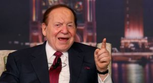 Sheldon Adelson gets Sen. Tom Cotton to bring back his Internet Gambling Ban legislation