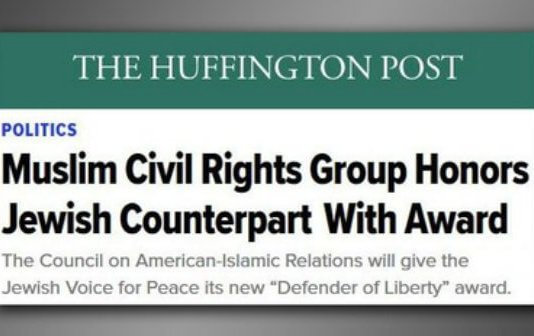 CAIR Jewish Voice for Peace
