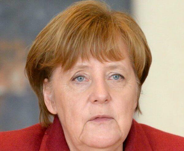 Russian agent Merkel