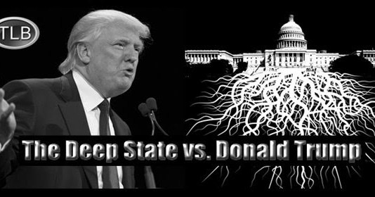 Deep State on the Run