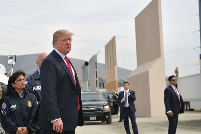 "Poll Shmoll: Build The Wall ""Away from the Fog of Controversy"""