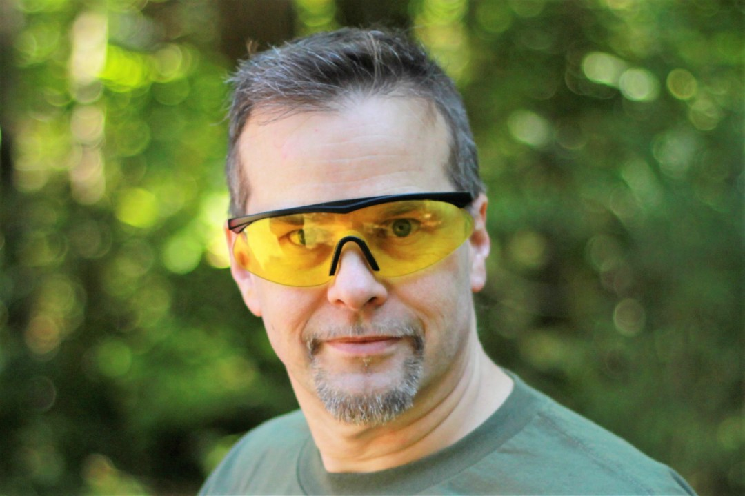 photo of Sean Baxter headshot