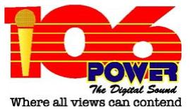 Power106FM logo