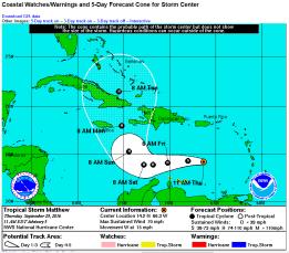 nhc-matthew-forecast-map-29-9-16