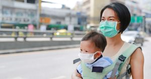 Air pollutants can cross placental barrier and affect unborn babies, study finds