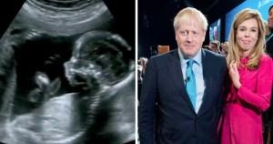 PM announces birth of son whose ultrasound scan helped him get through coronavirus