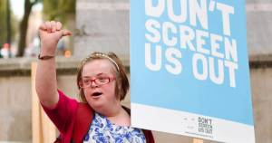 Down's syndrome campaigner urges NI politicians to reject 'discriminatory' abortion laws