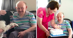 Northern Ireland's oldest man with Down's syndrome throws support behind pro-life motion